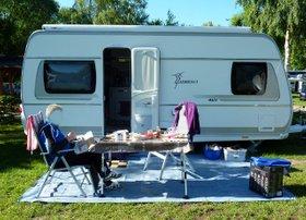 Unsere Eltern verkaufen aus gesundheitlichen Gründen ihren gut erhaltenen Wohnwagen  !!!
