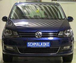 VW Sharan 2.0TDI SCR DSG HIGHL 7Si Xen AHK eSAD Navi