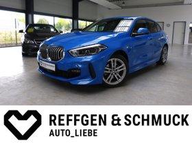 BMW 118 M-PAKET NAVI+LED+TEILLEDER+DAB+LIVE COCKPIT+