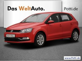 Volkswagen Polo 1,0 Comfortline Telefon Winterpaket PDC