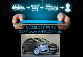 AUDI A3 1.4 TFSI 122 PS Attraction Klima Xenon AHK