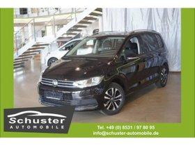 VW Touran UNITED 2.0TDI-7-Sitzer Panodach AHK Navi
