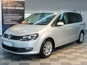 VW Sharan Highline 2.0 TDI DSG- Leder- Xenon- Navi