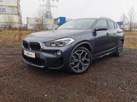 BMW X2 20iA M SPORT X NaviPl,AHK,GSD,Lea.o.Anz.333,-