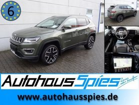JEEP COMPASS 2.0 MJ EURO6 LIMITED 4WD ACTDRIVE ACC ALU19