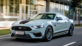 FORD Mustang MACH 1 V8 460PS -Magne Ride,B&O,JetGrau-