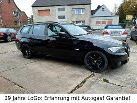 BMW 318i Touring LPG Autogas = tanken für 59 Cent!!