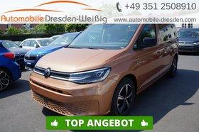VW Caddy Maxi 1.5 TSI DSG Style neues Modell-AHK-