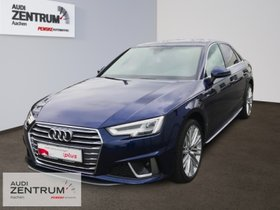 Audi A4 2,0 TDI S-line Euro 6, MMI Navi plus,