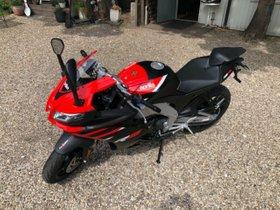 APRILIA RS 125 Rennsport Neu Motorrad 0 KM Euro 5 ABS