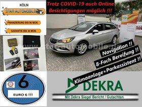 OPEL Astra Sports ST 1.6 CDTI-100 KW-AHK-NAVI-PDC-EU6