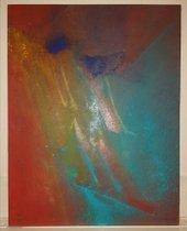 AL BERNSTEIN  - Cosmic Field 1990 München
