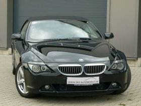 BMW 6 Cabrio 650 CI ACC Head-Up Leder Navi PDC Xenon