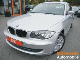 BMW 116i, 5türig, Sitzheiz.,TÜV NEU,Scheckh.,abn.AHK