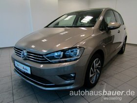 VW Golf Sportsvan VII SOUND 1.4 TSI BMT -Discover Media, Front Assist, 2-Zonen-Climatronic
