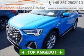 Audi Q3 Sportback 35 TDI S line-Navi-ACC-Keyless-AHK-