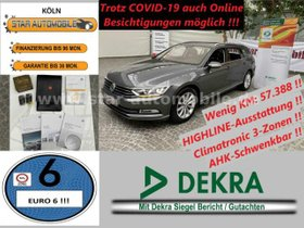 VW Passat Variant Highline BMT 2.0TDI DSG-LED-EU 6