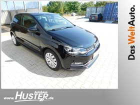 VW Polo Highline 1.2 TSI DSG BMT, LED, SH