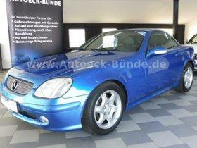 MERCEDES-BENZ SLK Roadster 200 Kompressor Navi-BOSE-Automatik