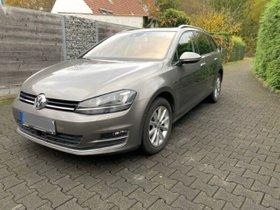 Volkswagen Golf VII Variant Lounge 2.0TDI DSG Top Ausstattu
