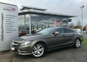 MERCEDES-BENZ CLS 500 4Matic 7G-TRONIC AMG,18