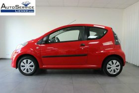 CITROEN C1 Advance 1.0 68PS 1. Hand CD-Radio AUX