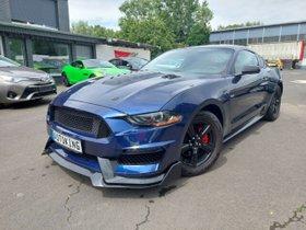 FORD Mustang 2,3l 4V blau Coupé Sport