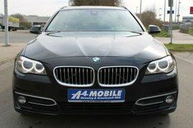 BMW 520d T Luxury  Aut Navi-Prof Leder Bi-Xenon SHZ