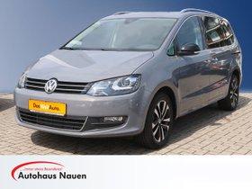 VW Sharan 2.0 TDI IQ.Drive DSG Navi 7 Sitzer Pano ACC BlindSpot