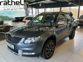 SKODA Yeti Outdoor 2.0 TDI 4x4 Adventure NAVI AHK