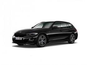 BMW 320d T M SPORT MILD HYBRID LiveP,Lea.o.Anz.444,-