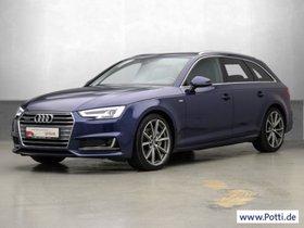 Audi A4 Avant 2,0 TDi q. sport S-line ACC NaviPlus