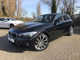 BMW 118i 5-Türer PDC,Sitzhz.Sportlenkr.Tempomat