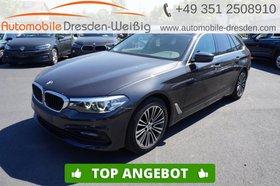 BMW 525 d Touring Sport Line-Navi Prof-H&K-AHK-DAB-
