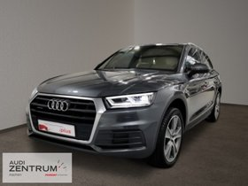Audi Q5 2,0 TFSI quattro basis MMI Navi plus, Matrix