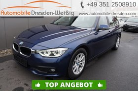 BMW 318 d Touring Advantage-Navi-LED-PDC-AHK-