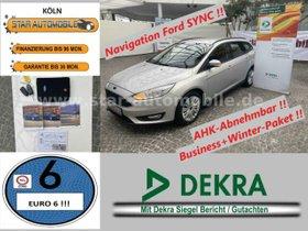 FORD Focus Turn. Business1,5 TDCI-WINTERPAK-AHK-EU6
