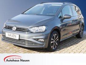 VW Golf Sportsvan 1.0 TSI United Navi AHK Rückfahrkamera Ganzjahresreifen