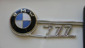 BMW 700 Coupe Typ 107