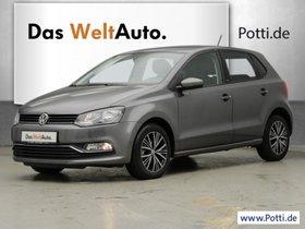 Volkswagen Polo DSG 1,2 TSI BMT ALLSTAR Tempomat PDC 4-türig