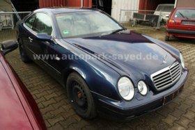 MERCEDES-BENZ CLK Coupe 320 - AUTOMATIK - LEDER - MEMORY - ESD