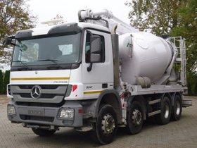 Mercedes-Benz ACTROS 3241 8x4 EURO5 Pumi Schwing 24M