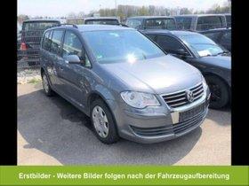 VW Touran Trendline EcoFuel 2.0 Navi Klimaautom SHZ