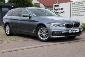 BMW 520d T.Ad-LED Leder DrvAs.HUD KomfZug.Kamera AHK