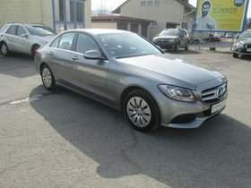 MERCEDES-BENZ C 220 BlueTEC / d BE Edition Leder/Navi/Automatik