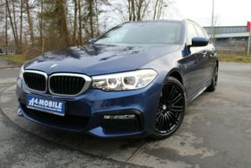 BMW 530 i xDrive M Sport Navi-Prof LED Pano Head-Up