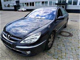 PEUGEOT 607 V6 HDI Automatik-LEDER-NAVI-