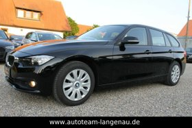 BMW 318d Touring°8xREIFEN°SHG°SHZ°1.HAND°HU 07/22°