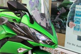 KAWASAKI Z 1000 SX + ABS + HU/AU NEU +1 Hand + Garantie