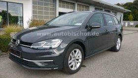 VW Golf 1,6TDI Var. Comf. BMT LED Navi Alu SHZ USB